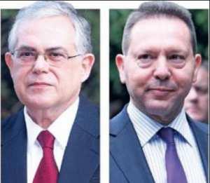 Άνανδρη χαρακτήρισε την επίθεση στον Λουκά Παπαδήμο ο διοικητής της Τράπεζας της Ελλάδας