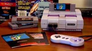 Το Super Nintendo κυκλοφορεί ξανά!