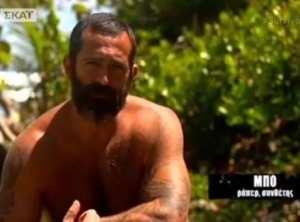 """Survivor: """"Ο Λάμπρος είναι σαν να ψήφιζα τον εαυτό μου"""", είπε ο Μπο (ΒΙΝΤΕΟ)"""