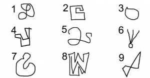 Διαλέξτε ένα από τα σύμβολα και μάθετε για το μέλλον σας