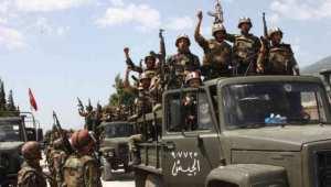 Για πρώτη φορά ο συριακός στρατός ελέγχει τον δρόμο που συνδέει τη Δαμασκό με την Παλμύρα
