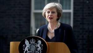 Τερέζα Μέι: Θα είναι δύσκολες οι διαπραγματεύσεις για το Brexit