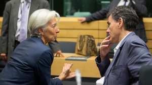 ΔΝΤ: «Να δημιουργηθούν ευνοικές συνθήκες εξόδου της Ελλάδας στις αγορές»