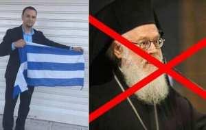 Μετά τους ομογενείς οι Αλβανοί εθνικιστές στοχοποιούν τώρα και τον Αρχιεπίσκοπο Αναστάσιο