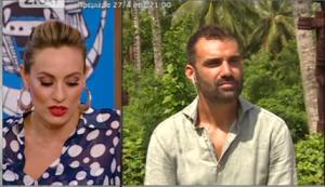 Survivor: Ο Λάμπρος Χούτος αποκαλύπτει τι συμβαίνει με τον Γιώργο Αγγελόπουλο (ΒΙΝΤΕΟ)