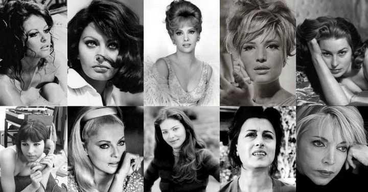 Ιταλική ομορφιά: 100 χρόνια σε ένα λεπτό!