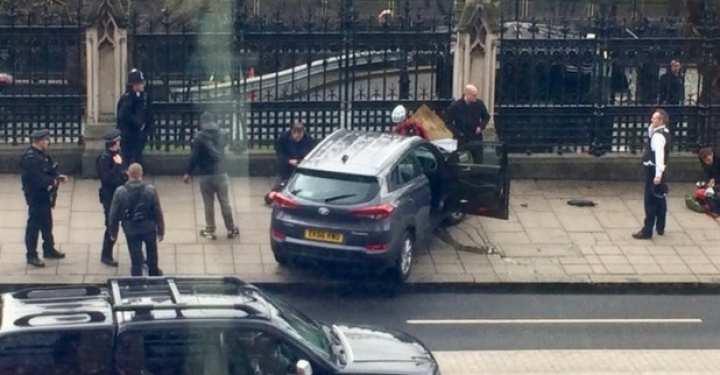 Λονδίνο: Οι βουλευτές μαθαίνουν για την επίθεση