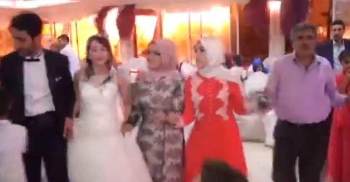 Ματωμένος γάμος στην Τουρκία