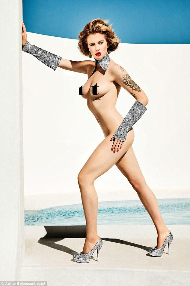 καυτά γυμνό μοντέλο βίντεο