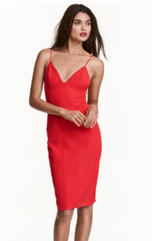 721a381a7221 Πρωτοχρονιά 2017  Κόκκινα φορέματα για το ρεβεγιόν από καταστήματα ...